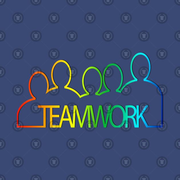 Teamwork!