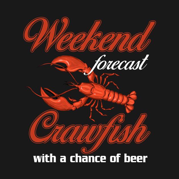 8aadba26 Crawfish Shirt Cajun Boil And Beer - Crawfish - Crewneck Sweatshirt ...