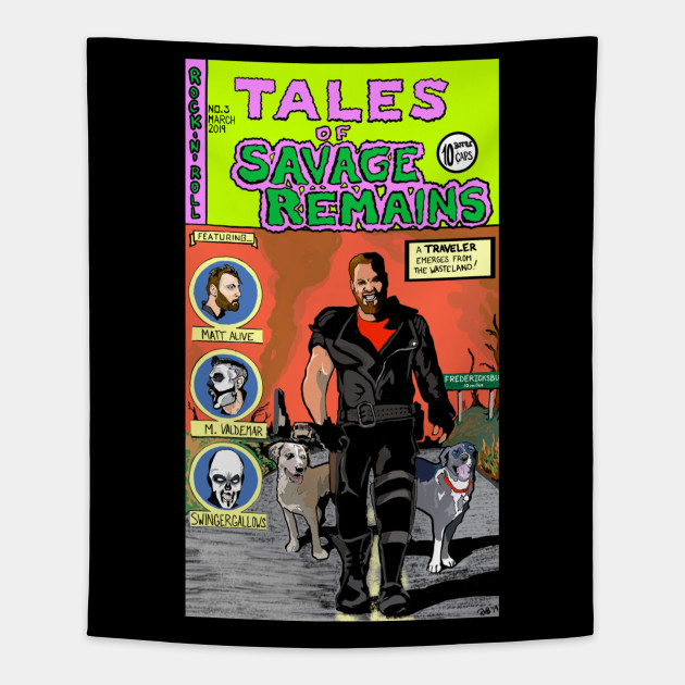 Strange Tales of Savage Remains