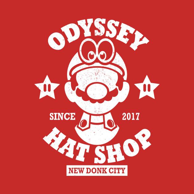 Odyssey Hat Shop