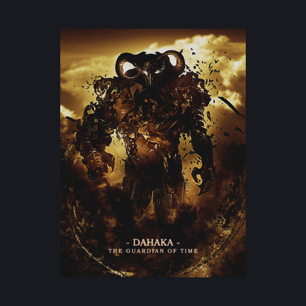 Dahaka The Guardian of Time
