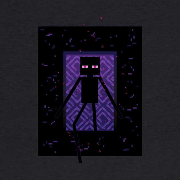 Here Comes the Enderman!