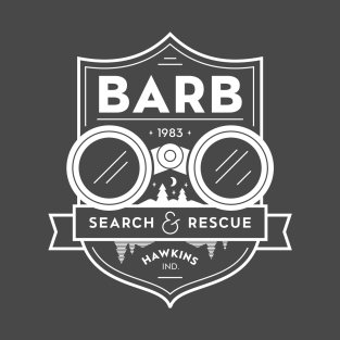 Stranger Things - Barb Search & Rescue Squad - TV