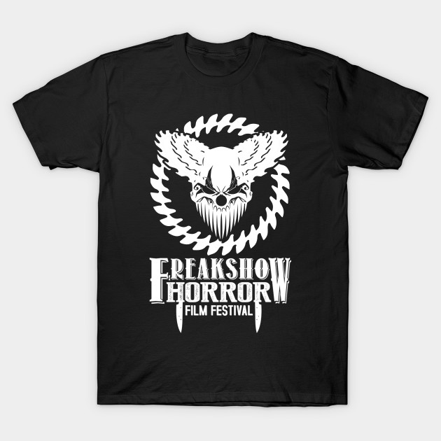 Official Freak Show Horror Logo - White