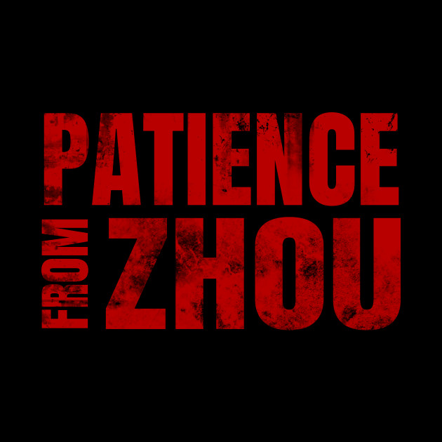 Patience from Zhou Red (grunge)