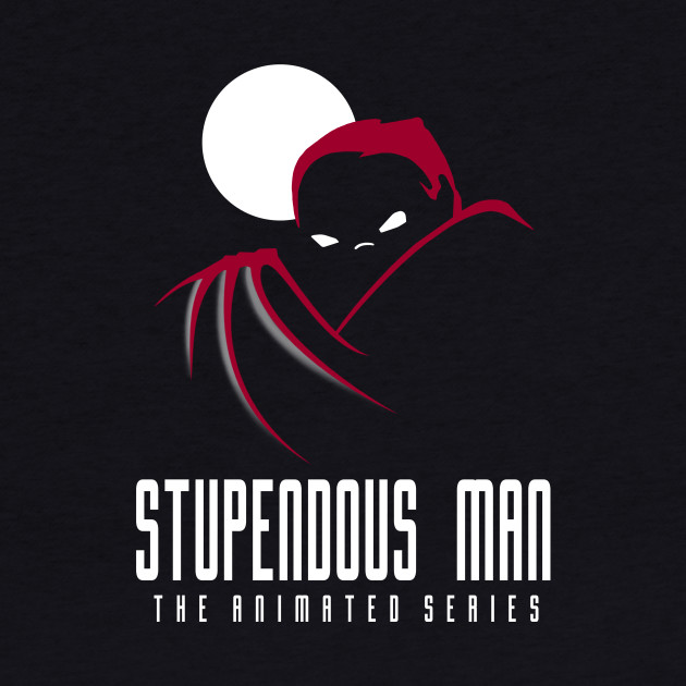 Stupendous Man The Animated Series