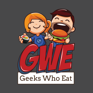 Geeks Who Eat t-shirts