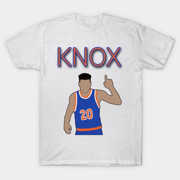 online retailer 16753 2fe96 Kevin Knox - New York Knicks