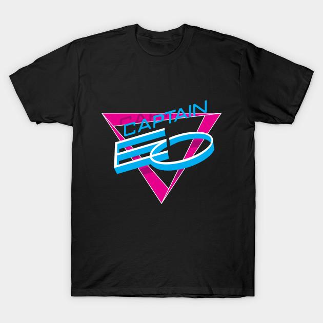 90884700f4c Captain EO - Disney - T-Shirt