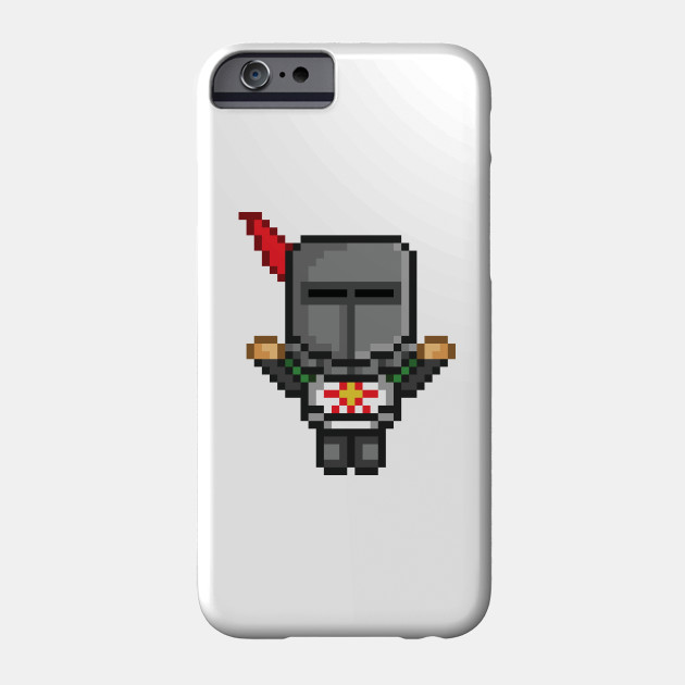 Souls Solaire of Astora 2 iphone case