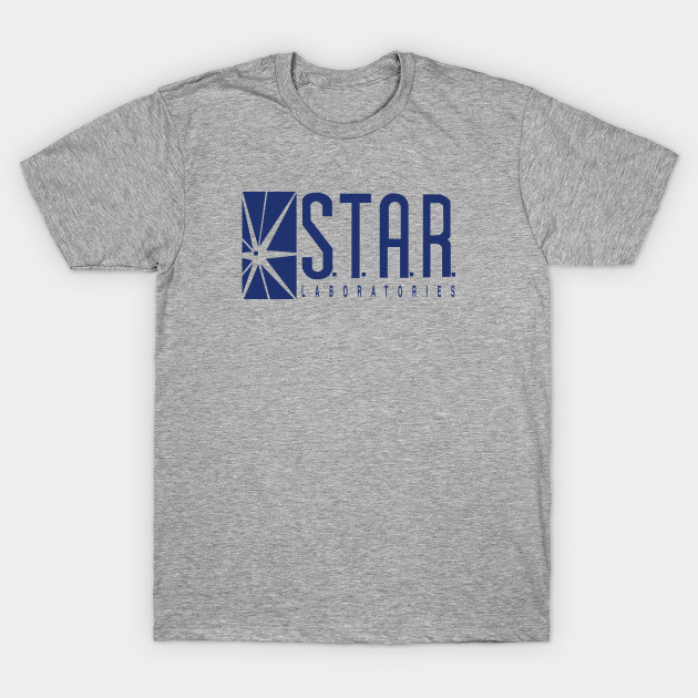 0aef39711 Star Lab Logo - Flash - T-Shirt | TeePublic