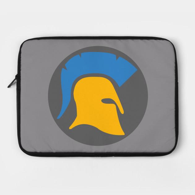 Halo 3 Spartan Helmet Emblem