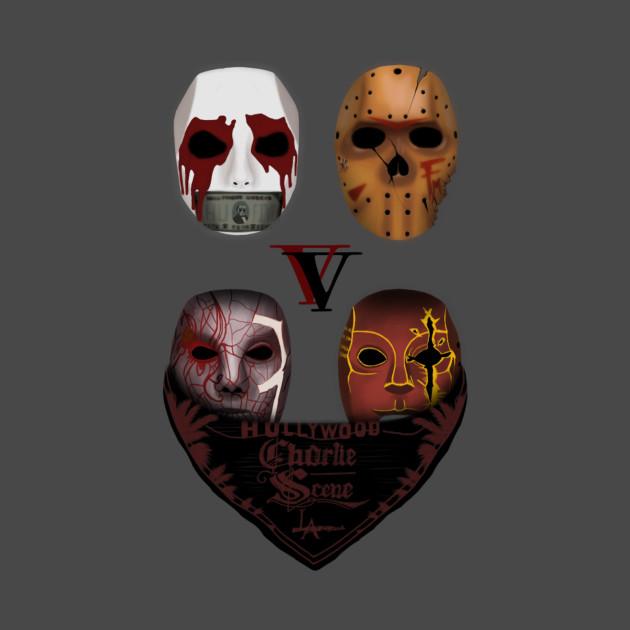 Hollywood undead custom masks