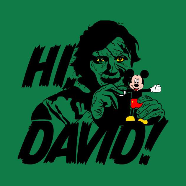 Hi, David!
