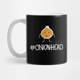 I Love Onions Mug Onion Lover Mug Cute Onion Gift Idea Cute Onion Mug Funny