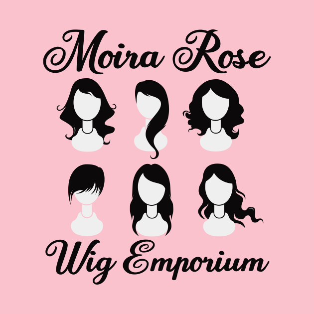 Moira Rose Wig Emporium Schitts Creek