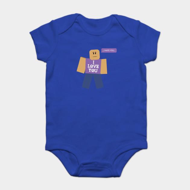 Baby Roblox Roblox Memes Purple Roblox Meme Baby Kurzarmbody Teepublic De