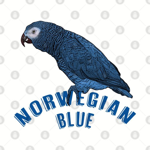 The Norwegian Blue
