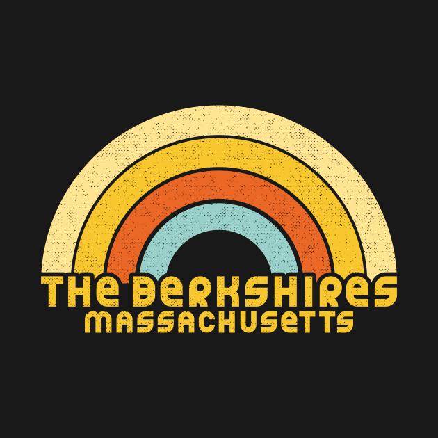 Retro The Berkshires Massachusetts