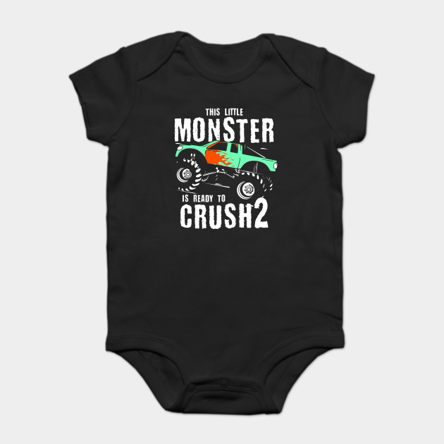 Monster Trucks 2nd Birthday Gift | Big Trucks