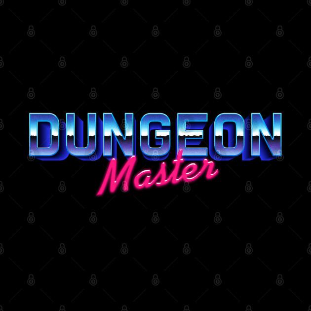 80s Dungeon Master