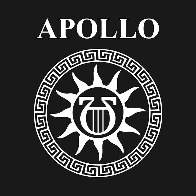 Apollo Greek God Apollo T Shirt Teepublic