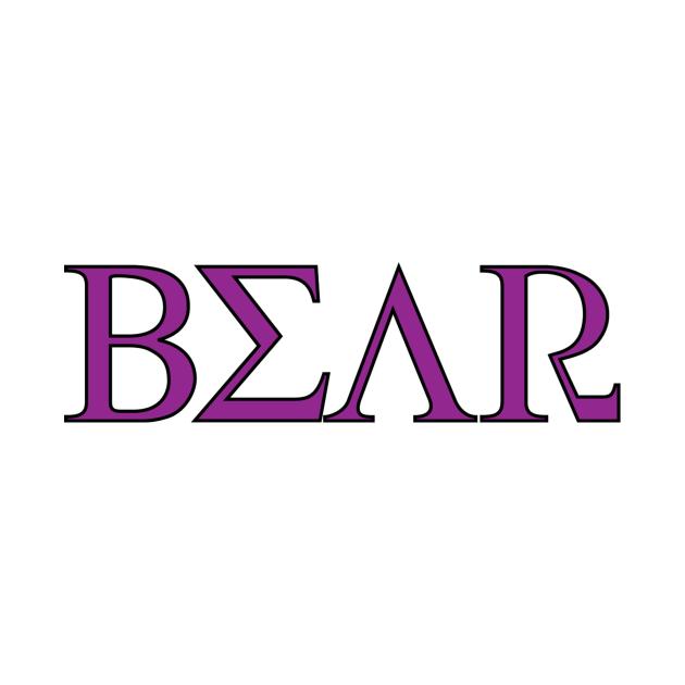 Bear Fraternity/ Sorority