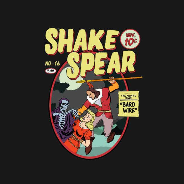 Shake Spear!