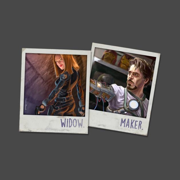 Avengers: Widow/Maker