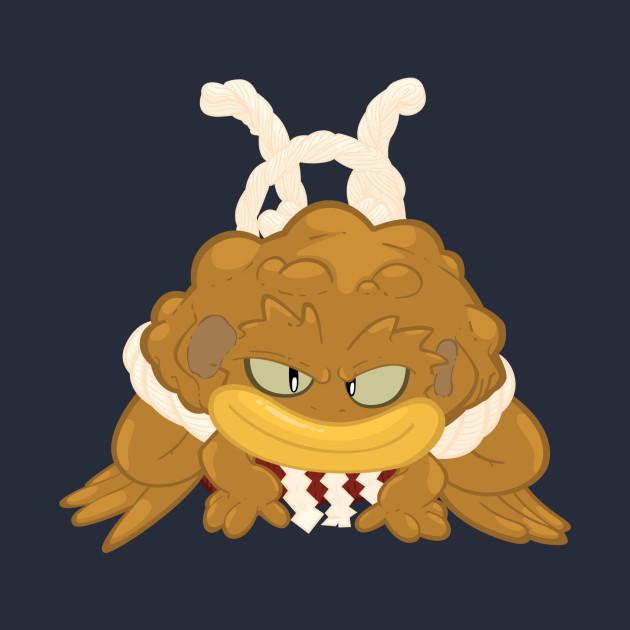 Sumo Toad
