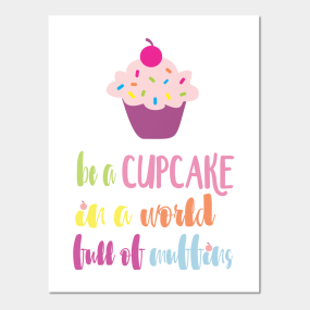 dessert cute posters and art prints teepublic