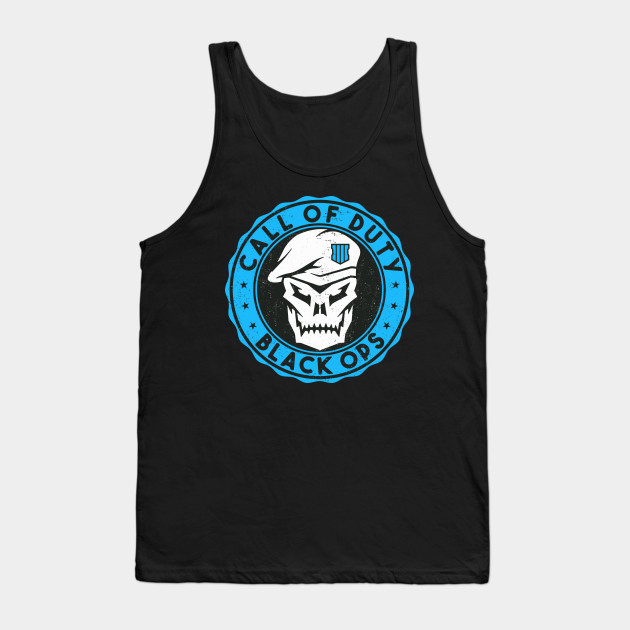 Call of duty black ops Tank Top