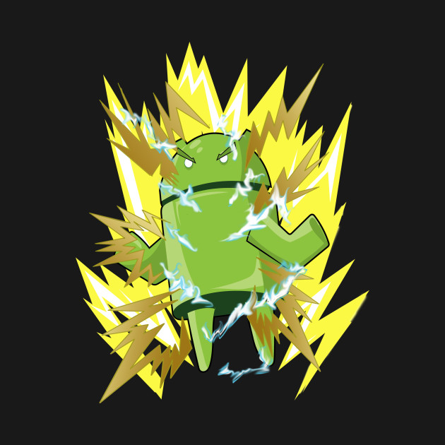 Super Saiyan Android Bot