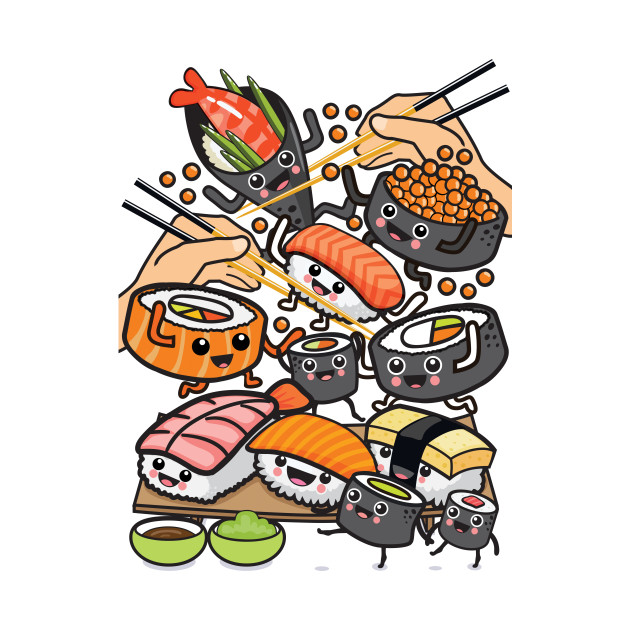 Sushi Party!