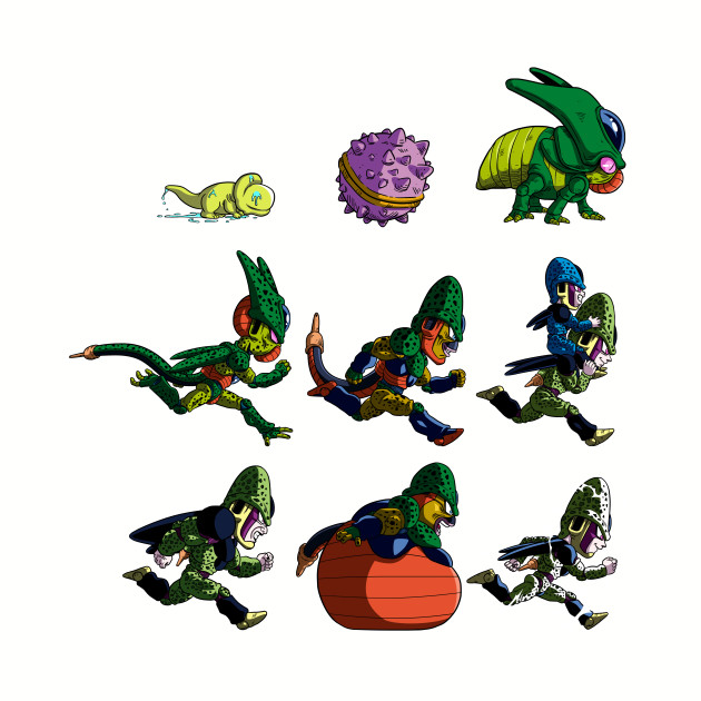 Cell evolutions