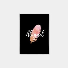Abigail Notebooks | TeePublic