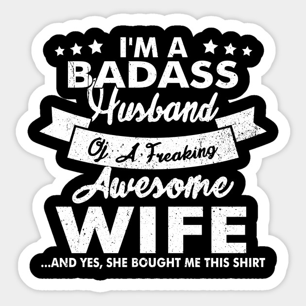 BADASS REPUBLIC Gifts for Husband from Wife Hoodie
