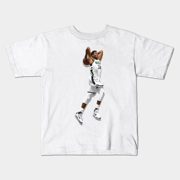 new style 8ca33 17c30 Giannis Antetokounmpo Dunking Cartoon