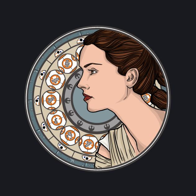 Rey - Scavenger Nouveau