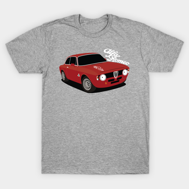 340d79b4888 Alfa Romeo Giulia Sprint GTA - Alfa Romeo - T-Shirt