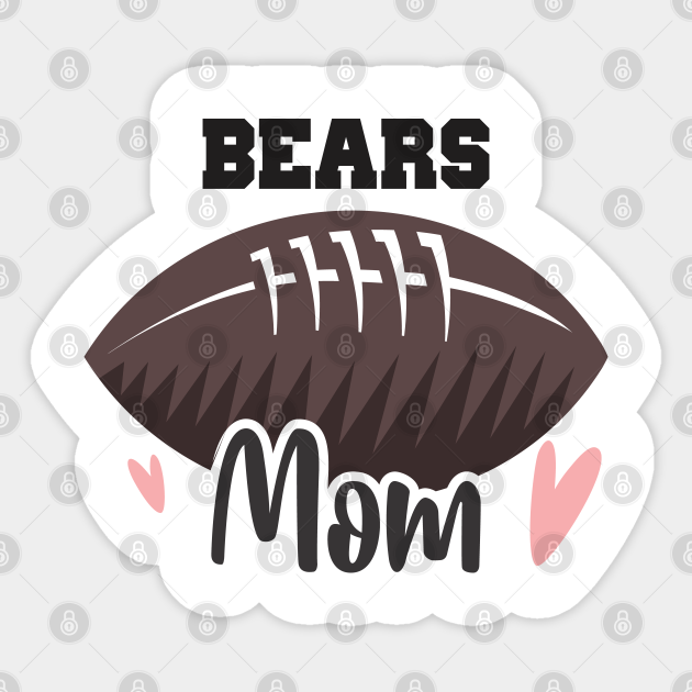 Bears Football Mom