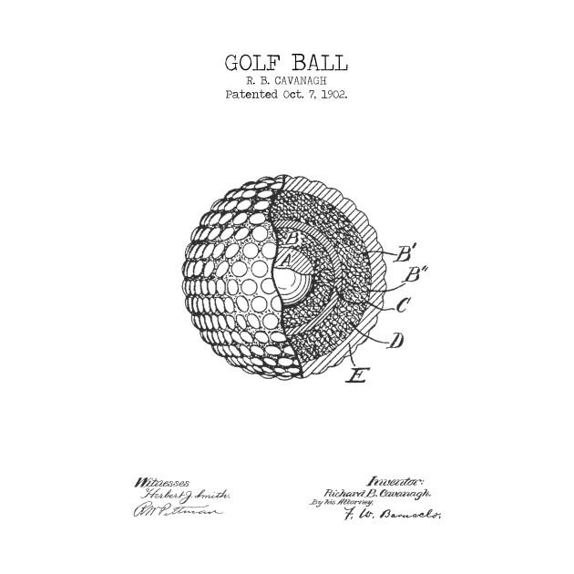 GOLF BALL patent