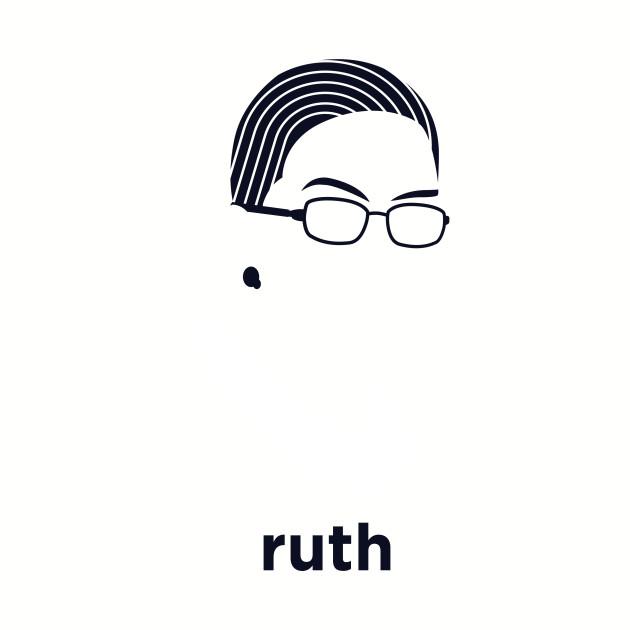 Ruth Bader Ginsburg (Hirsute History)