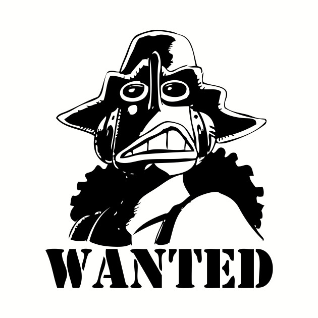Wanted Usop One Piece Anime