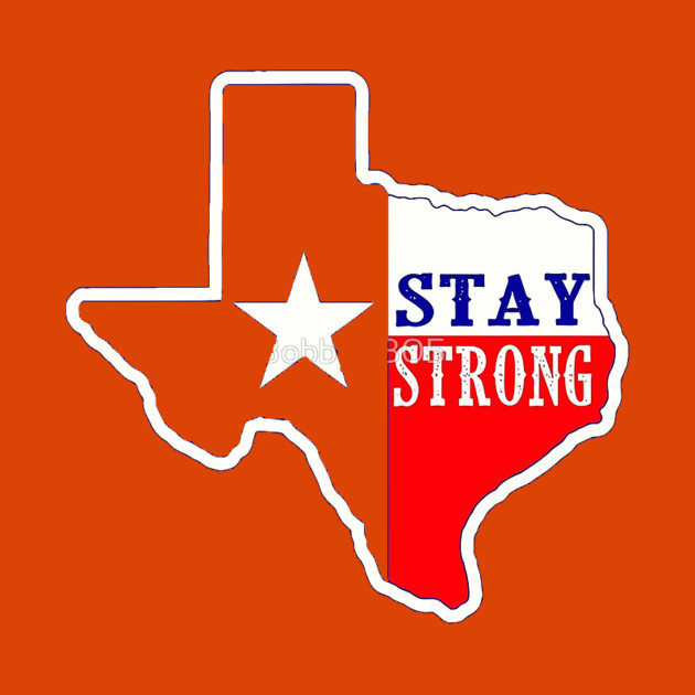 Stay Strong Texas Stay Strong Texas Kids T Shirt Teepublic