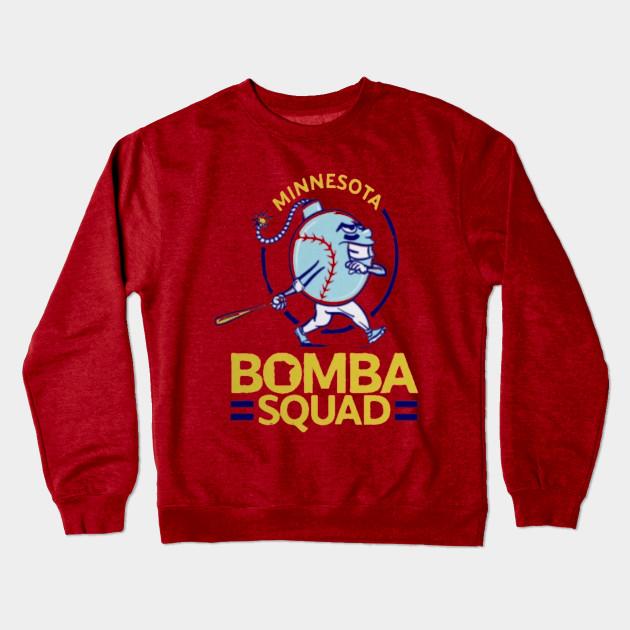 pretty nice 95c1c e6c83 Modern Baseball - Minnesota Bomba Squad