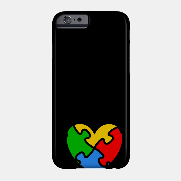 Autism Asperger Mother Child World Autism Day Gift Phone Case