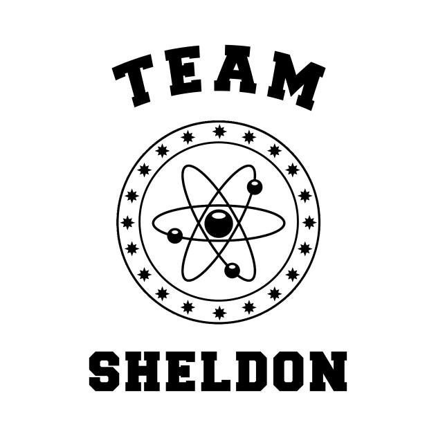 The Big Bang Theory --- Team Sheldon
