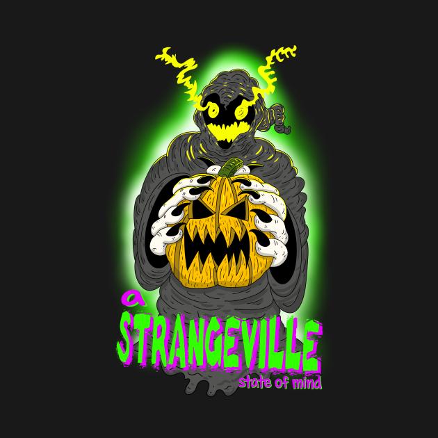 A Strangeville State Of Mind