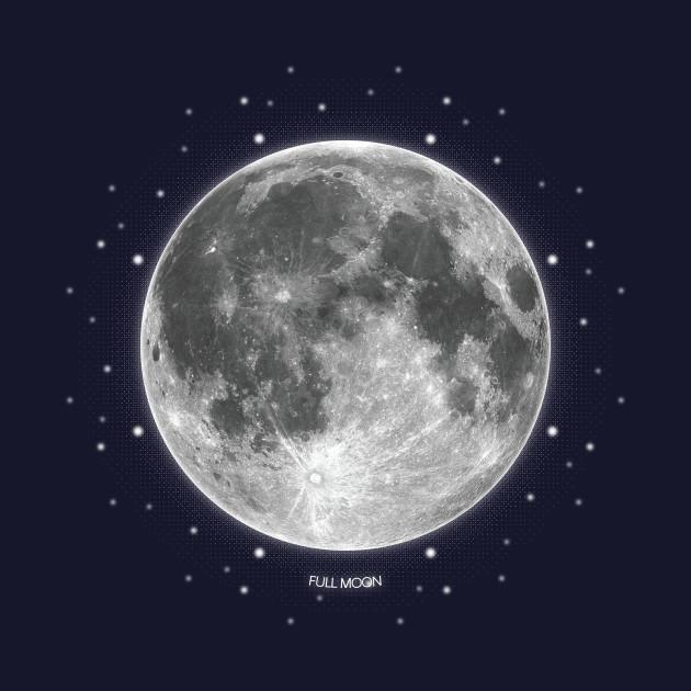 Full Moon - Moon Phases